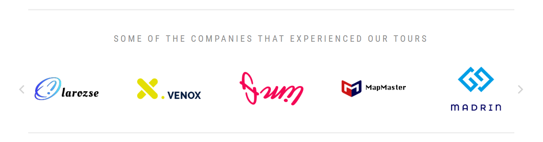 H7 – Company Logo Slider