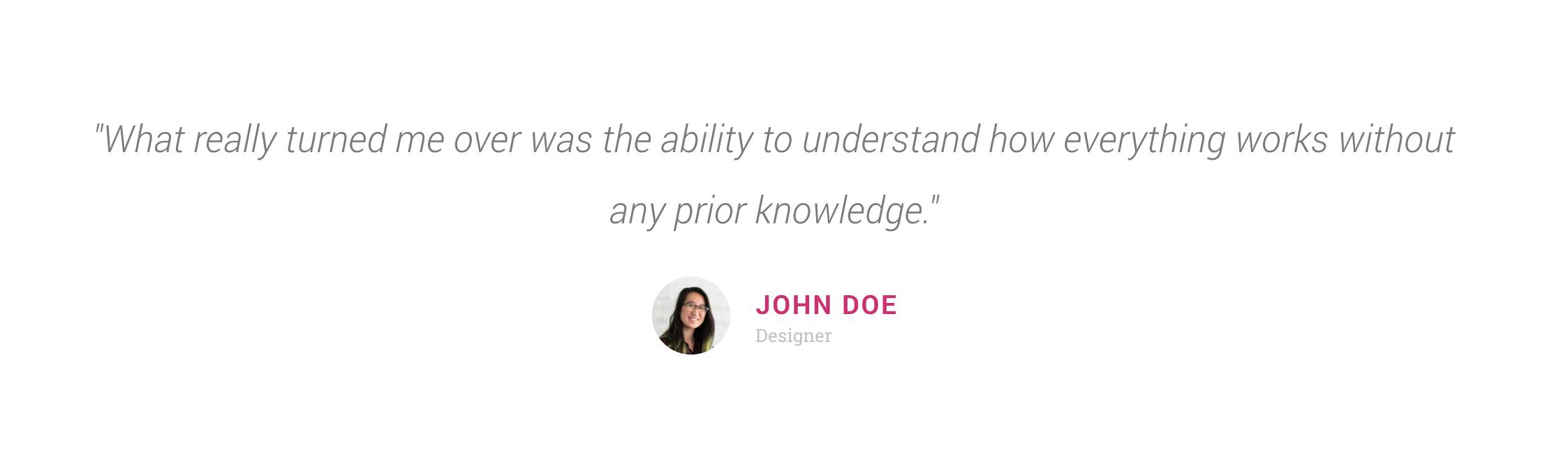 C1 – Client Quote