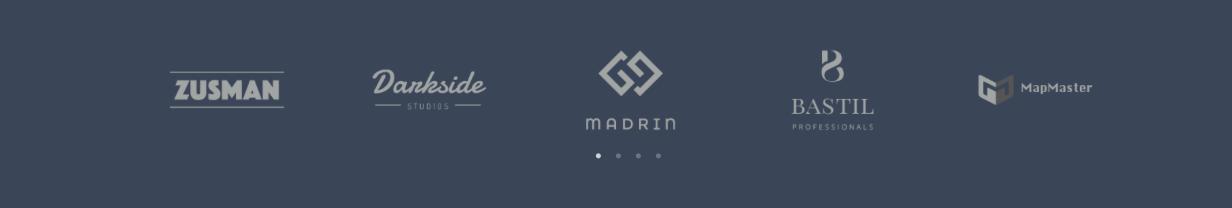 G8 – logo slider