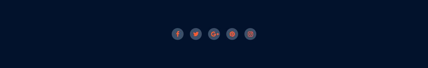 V4 – Social Media Icons